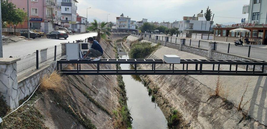 Düden Şelalesi'nde Su Seviyesi Anlık Takip Edilecek