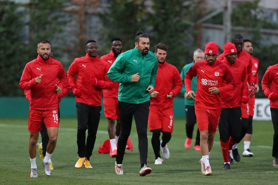 Karabağ-demir Grup Sivasspor Maçına Doğru