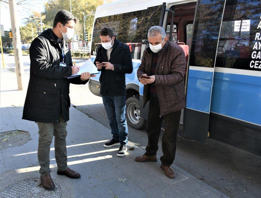 İç Anadolu'da Kovid-19 Tedbirleri Denetimi