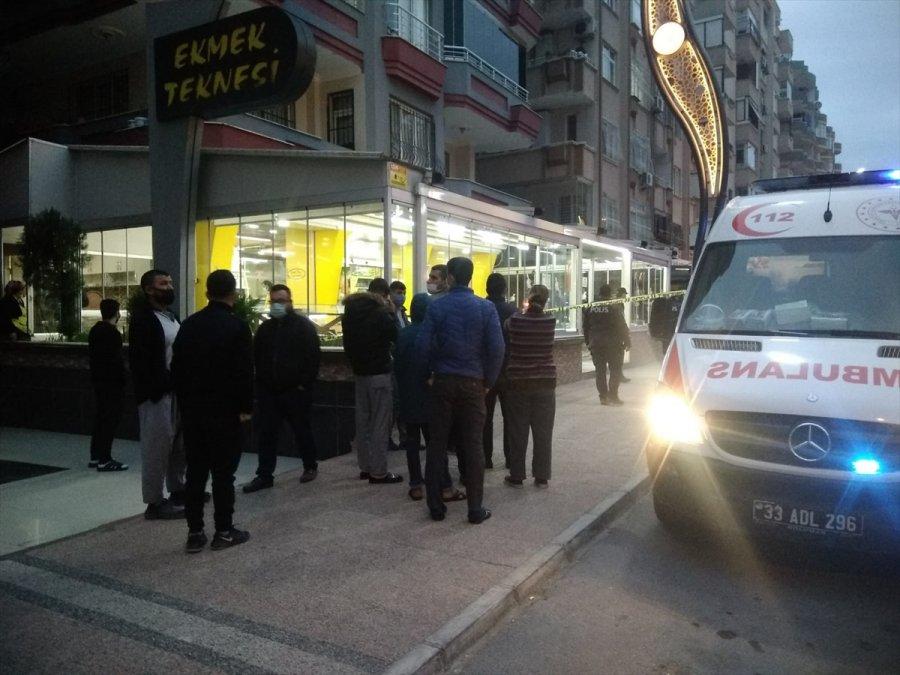 Güncelleme - Mersin'de Genç Kadını Öldürdükten Sonra İntihara Kalkışan Güvenlik Korucusu Kurtarılamadı