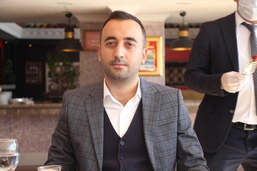 Ak Parti Muratpaşa İlçe Teşkilatı, Basın Mensuplarıyla Buluştu