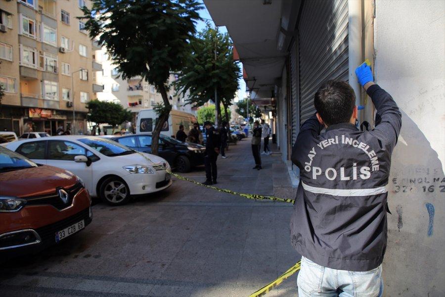 Mersin'de Arkadaşı Tarafından Silahla Vurulan Kişi Öldü