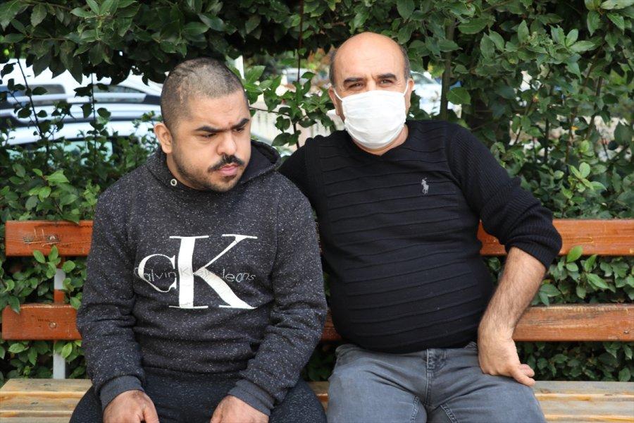 Antalya'da Zihinsel Engelli 2 Kardeşin Yaşadığı Apartmanda Tahliye Tartışması