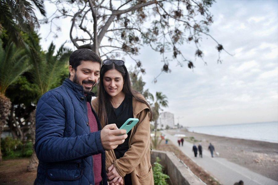 Barselonalı Genç Kız Aşkı İçin Türkiye'ye Taşındı