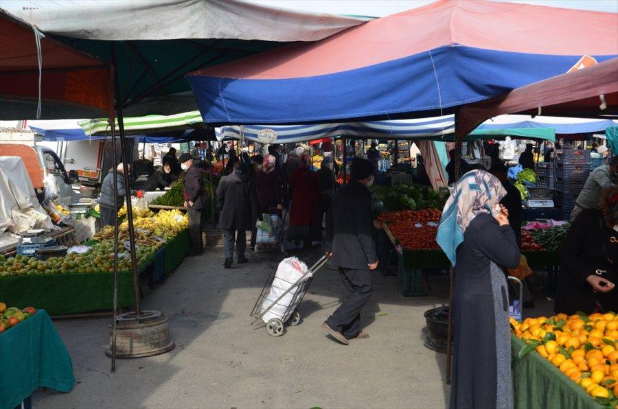 Konya, Aksaray, Karaman Ve Afyonkarahisar'da