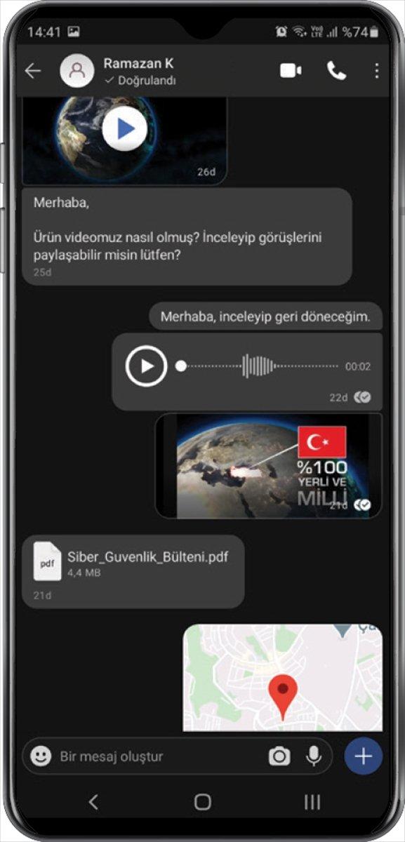 Güvenli İletişim Platformu Havelsan İleti, Kamuda Kullanılmaya Başlandı