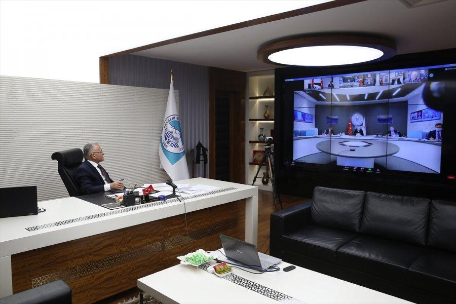 Enerji Ve Tabii Kaynaklar Bakanı Fatih Dönmez, Kayseri'yi Örnek Gösterdi