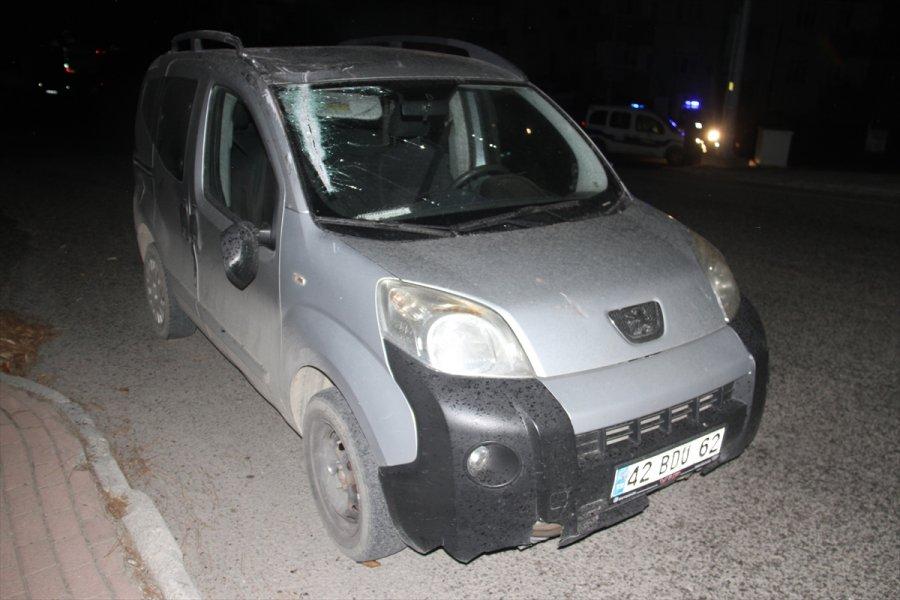 Konya'da Karbonmonoksit Gazından 3 Kişi Zehirlendi