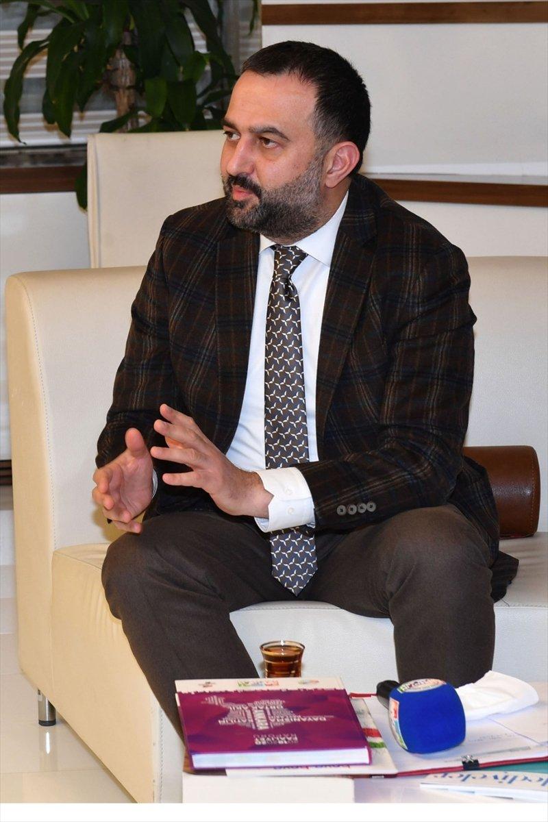 Ankara Kent Konseyinden Türkiye Belediyeler Birliğine Ziyaret