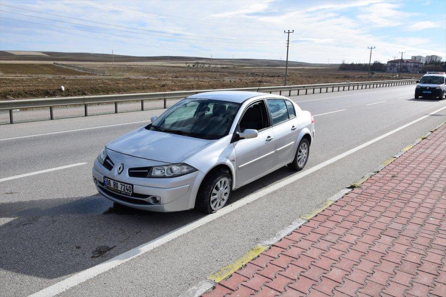 Konya'da Hastaneye Giderken Direksiyon Başında Rahatsızlanan Sürücü Öldü