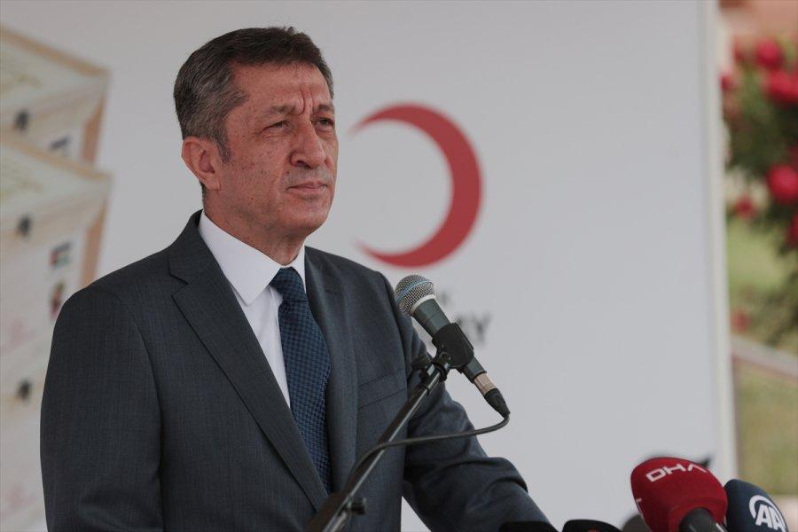 Türkiye'den Filistinli Çocuklara Bin Oyun Sandığı Gönderiliyor