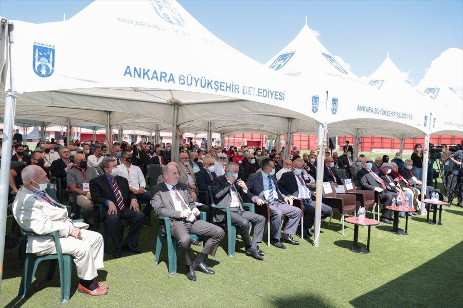Gençlerbirliği Kulübünün Yeni Başkanı Mehmet Niyazi Akdaş Oldu