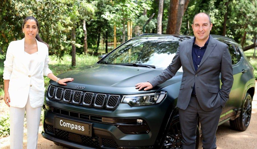 Yenilenen Jeep Compass, Türkiye'de Satışa Sunuldu