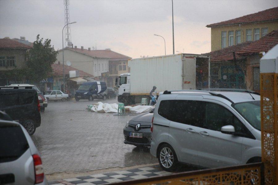 Eskişehir Ve Kütahya Çevreleri İçin Kuvvetli Yağış Uyarısı