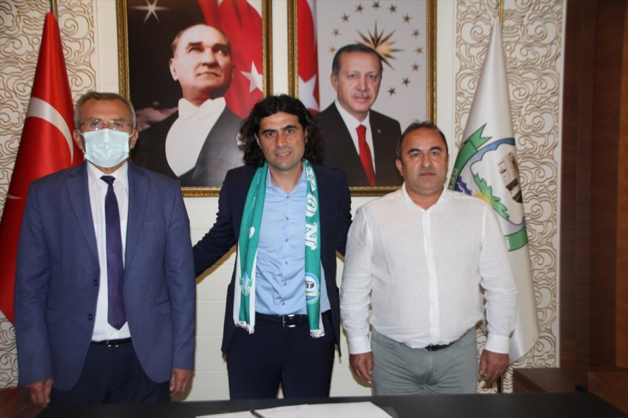 Serik Belediyespor, Teknik Direktör Serhat Gülpınar İle Sözleşme İmzaladı