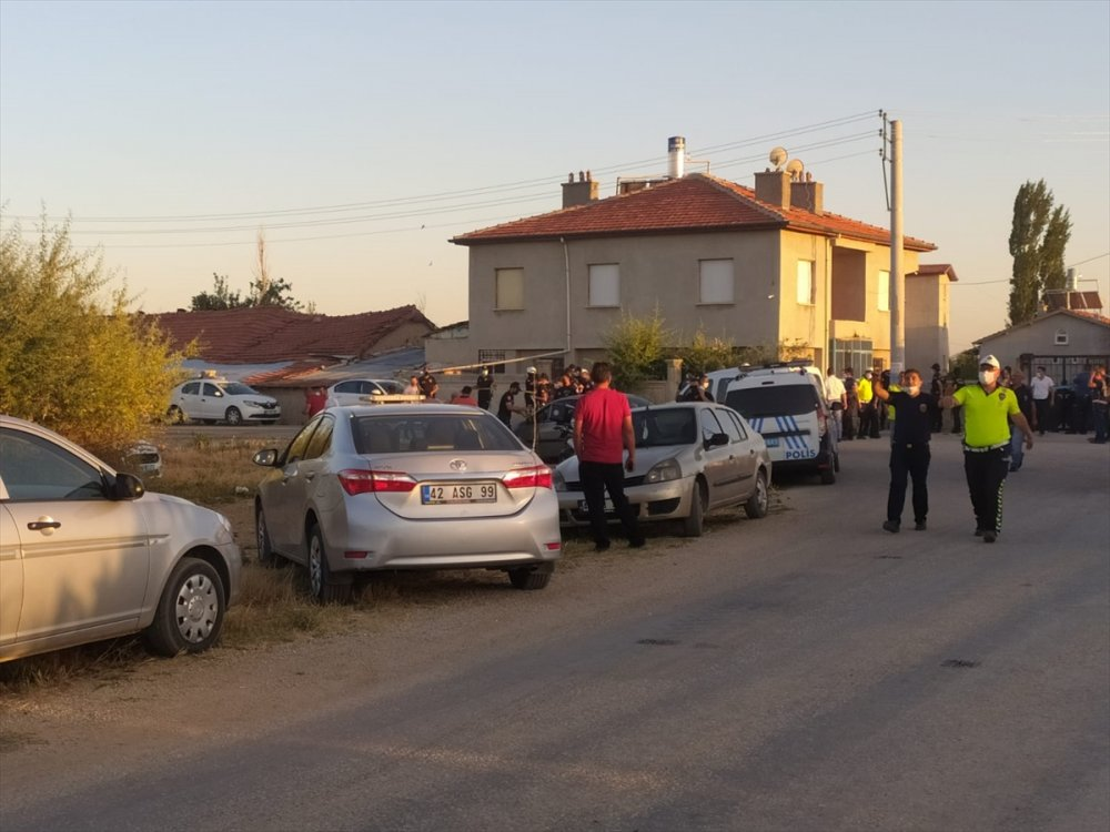 Güncelleme - Konya'da Bir Evde 7 Kişinin Cesedi Bulundu