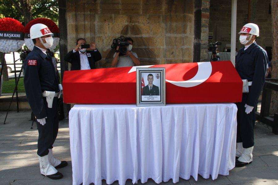 Şehit Piyade Uzman Çavuş Mücahit Sınırtepe, Kayseri'de Son Yolculuğuna Uğurlandı