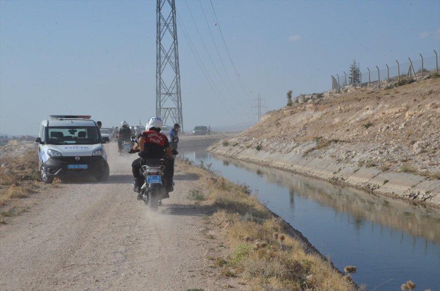 Karaman'da Sulama Kanalına Düşen Afgan Çocuk Boğuldu