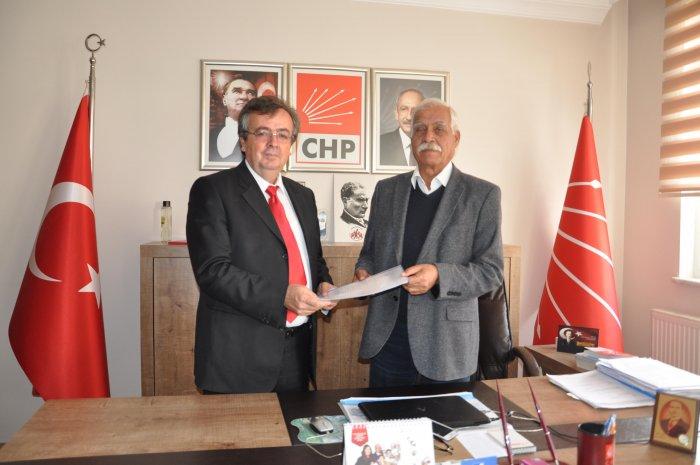 CHP Karaman Emin Ege