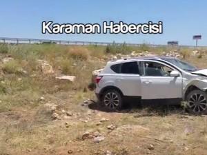 Şanlıurfalı aile tatil dönüşü kaza yaptı