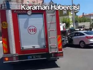 Alpaslan Türkeş Bulvarı Kaza