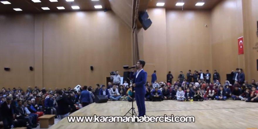 Prof. Dr. Nihat Hatipoğlu El-Metin Programı Karaman