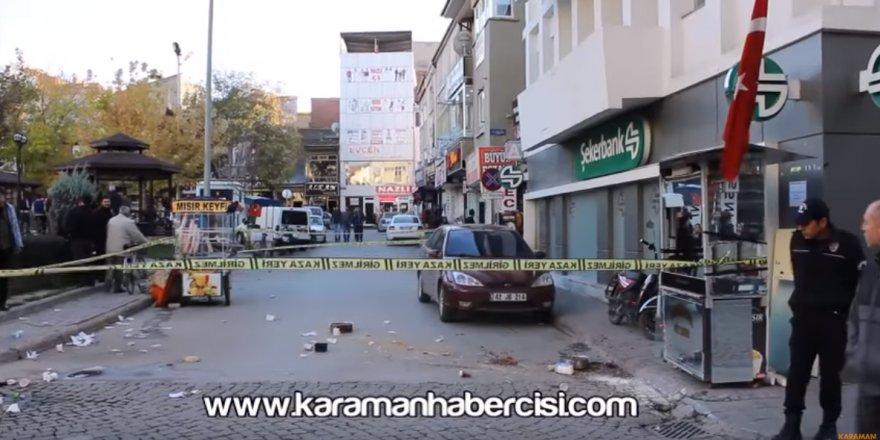 İsmetpaşa Caddesi Mısırcı Kavgası