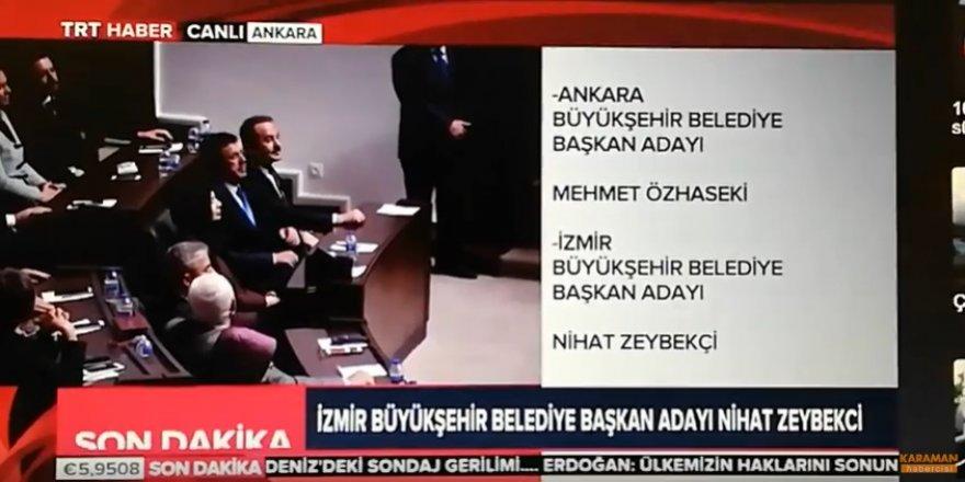 Ak Parti Karaman ve Konya Başkan Adayları