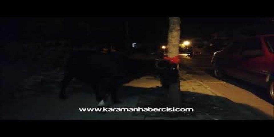 Karaman'da Kurban Manzaraları