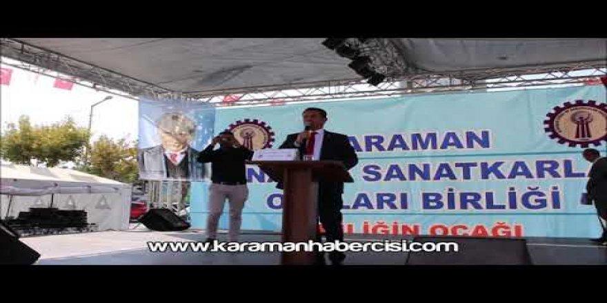 Karaman'da Ahilik Haftası Etkinikleri