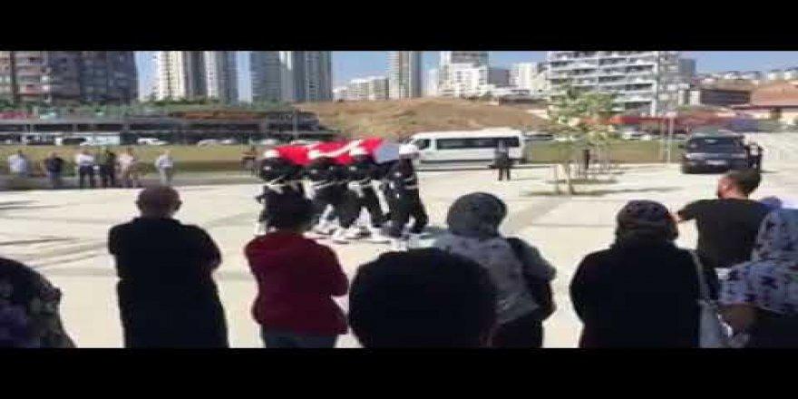 Ahmet Ertabak Cenaze Töreni İstanbul